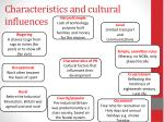 characteristics and cultural influences