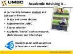 academic advising is1