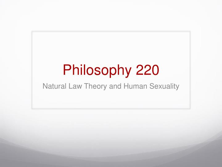 natural law theory This fact helps elucidate an earlier observation that the theory of natural law was devised by autonomous man to facilitate his rebellion against god and his law-word natural law theory is part of man's suppression of the truth (rom 1:18.