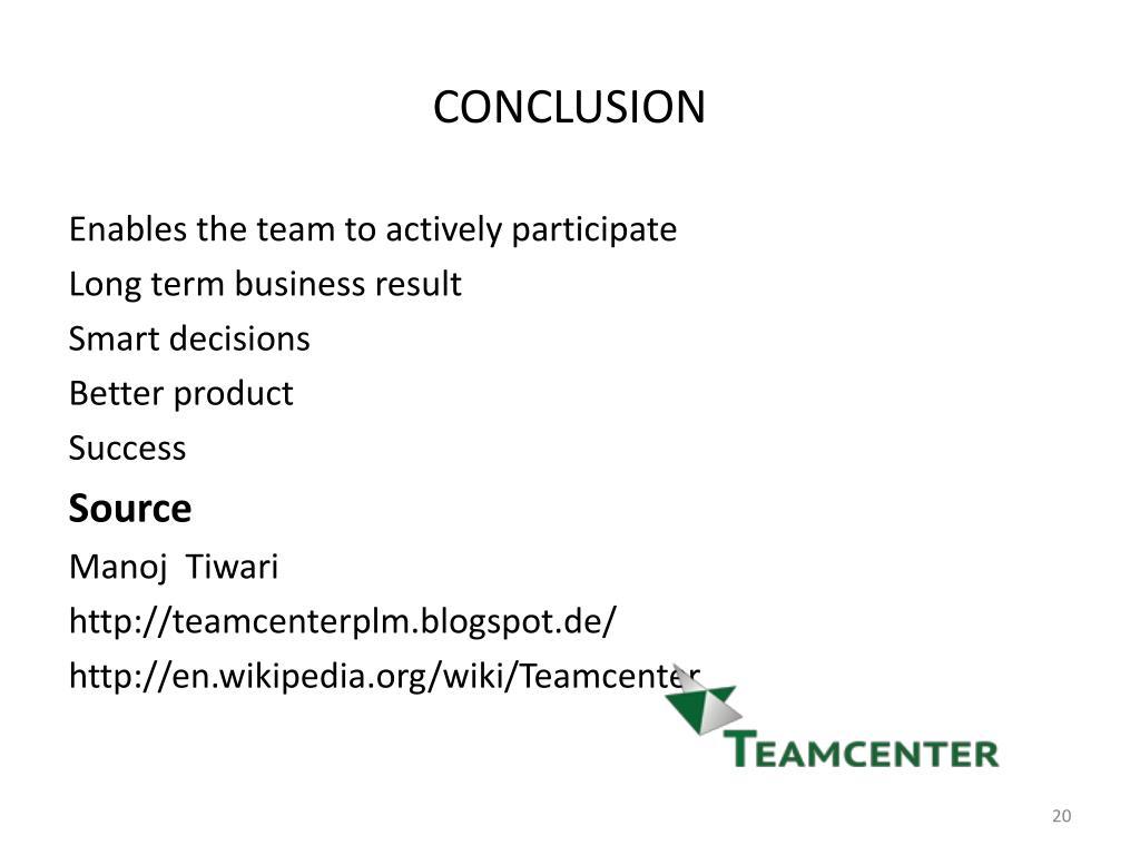 PPT - PLM-TEAMCENTER PowerPoint Presentation - ID:2203570