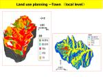 land use planning town local level