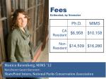 fees estimated by semester