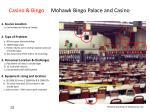 casino bingo mohawk bingo palace and casino