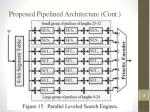 proposed pipelined architecture cont2