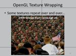 opengl texture wrapping