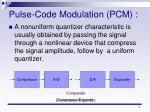 pulse code modulation pcm5