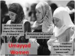 umayyad women
