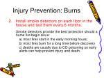 injury prevention burns2