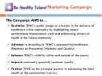 be healthy tulare marketing campaign