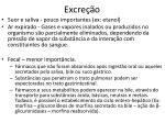 excre o2