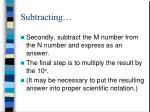 subtracting1