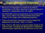 surface network overview