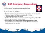 bsa emergency preparedness1