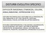 disturbi evolutivi specifici1
