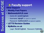 5 faculty support2