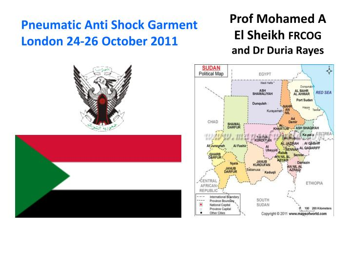prof mohamed a el sheikh frcog and dr duria rayes n.