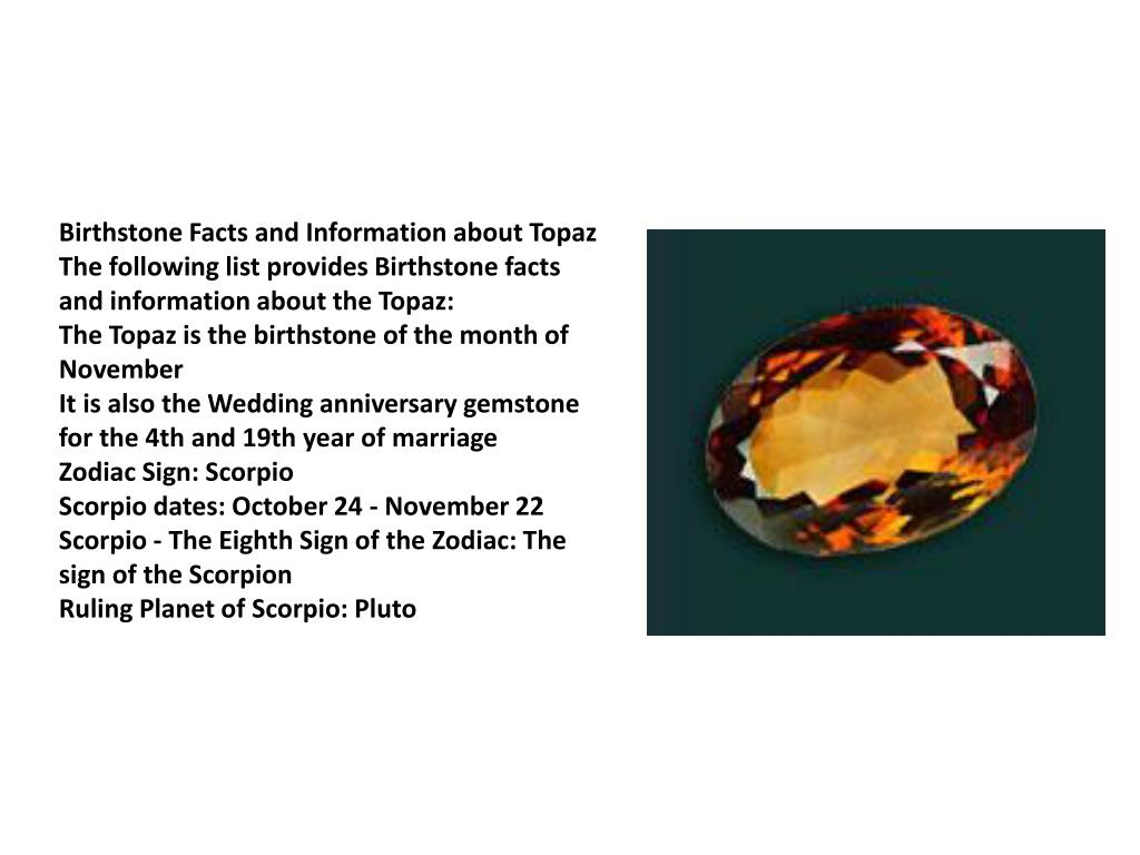 PPT - What are Birthstones? PowerPoint Presentation - ID:2204489