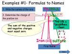 examples 1 formulas to names1