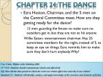 chapter 24 the dance