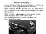 germany nazis