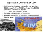 operation overlord d day