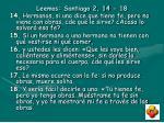 leemos santiago 2 14 18
