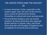 the united states and the far east 392