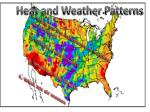 heat and weather patterns