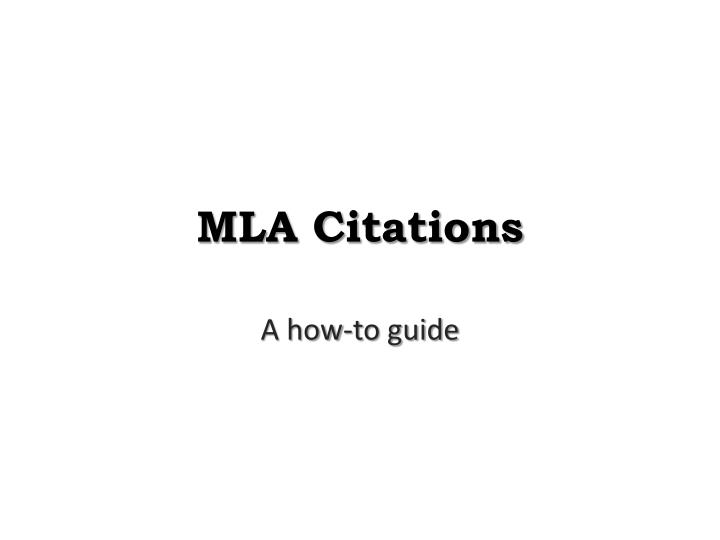 mla citations n.