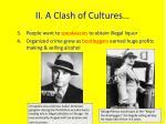 ii a clash of cultures5