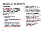 grammar elements2