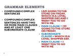 grammar elements7