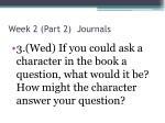 week 2 part 2 journals2