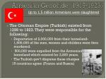 armenian genocide 1915 1923