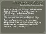 the holocaust 1939 1945