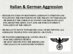 italian german aggression1