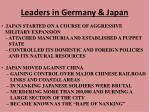 leaders in germany japan12