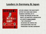 leaders in germany japan4