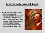 leaders in germany japan8