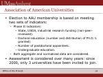 association of american universities1