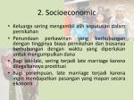 2 socioeconomic