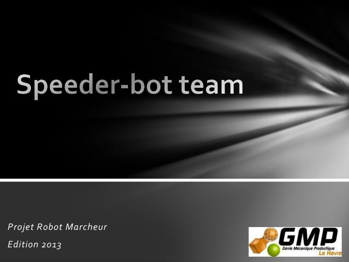 speeder bot team n.