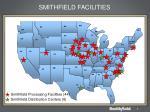smithfield facilities