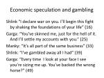 economic speculation and gambling4
