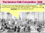 the seneca falls convention 1848