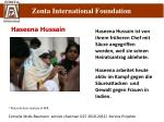 haseena hussain