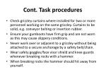 cont task procedures1