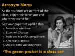 acronym notes1