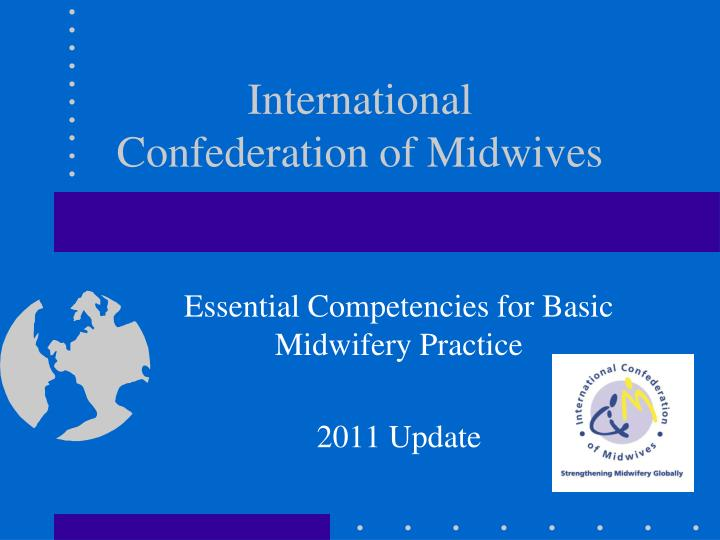 international confederation of midwives n.