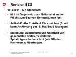 revision bzg1